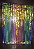 LE GRANDI FAMIGLIE D'EUROPA - Serie completa in 18  volumi