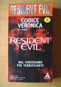 CODICE VERONICA - n.6 RESIDENT EVIL collana Urania / Perry prima edizione maggio 2002!