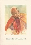 Ricordo di Paolo VI
