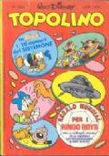 Topolino nr. 1585- 13 aprile  1986