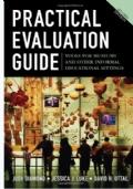 Pratical Evaluation Guide- seconda edizione