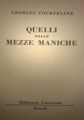 QUELLI DALLE MEZZE MANICHE