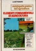 ELEMENTI FONDAMENTALI DI AGRICOLTURA