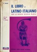 Il libro di Latino-Italiano Ad uso della II classe Per la nuova scuola media