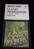 LE ORIGINI DELL'ANTROPOLOGIA HELVETIUS E DIDEROT
