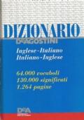 DIZIONARIO De AGOSTINI INGLESE-ITALIANO e ITALIANO-INGLESE