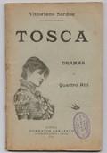 Tosca. Dramma in quattro atti