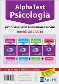 Alpha Test. Psicologia. Kit completo di preparazione. Con software di simulazione