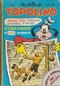 Topolino nr. 1587- 27 aprile  1986