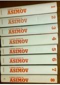 I Magici Mondi di Asimov, Voll. 1-8, completa