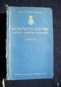 ALMANACCO AZZURRO STATISTICO MARITTIMO AERONAUTICO