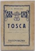 Tosca. Melodramma in tre atti