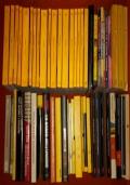Piccolo lotto 55 libri Giallo Repubblica Mondadori Einaudi Colorado Meridiano Granata Press