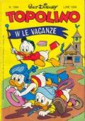 Topolino nr. 1405  - 31 ottobre  1982