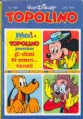 Topolino nr. 1596- 29 giugno  1986