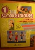 Summer colours.  Per la Scuola media. Con CD-ROM: 1