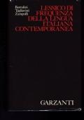 Lessico di frequenza della lingua italiana contemporanea