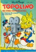 Topolino nr. 1605-  31 agosto  1986