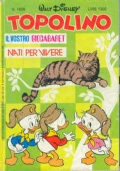 Topolino nr. 1610-  5 ottobre  1986