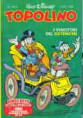 Topolino nr. 1584 - 6 aprile  1986