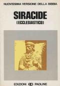 Nuovissima versione della Bibbia dai testi originali 23 (Siracide)