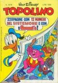 Topolino nr. 1619 -  7 dicembre  1986