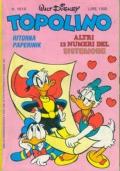 Topolino nr. 1620 -  14 dicembre  1986