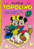 Topolino nr. 1628-  8 febbraio 1987
