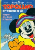 Topolino nr. 1630   22 febbraio 1987