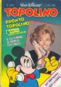Topolino nr. 1633   15 marzo  1987