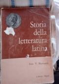 Storia della letteratura latina