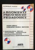 Argomenti Psico-Socio-Pedagogici