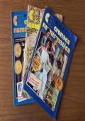 Lotto 3 riviste Cronaca numismatica. N. 61 del Febbraio 1995 - N. 73 del Marzo 1996 - N.70 del Dicembre 1995
