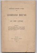 Giordano Bruno e le sue opere