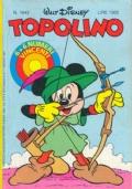 Topolino nr. 1642 17 maggio 1987