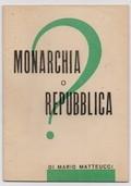Monarchia o Repubblica?