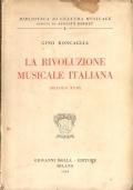La rivoluzione musicale italiana (Secolo XVII)