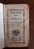 Novelle morali Vol 1