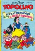 Topolino nr. 1652   26 luglio 1987