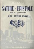 Satire  -  Epistole