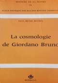 La cosmologie de Giordano Bruno