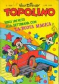 Topolino nr. 1609-  28 settembre  1986