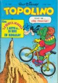 Topolino nr. 1599-  20 luglio  1986