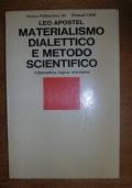MATERIALISMO DIALETTICO E METODO SCIENTIFICO - CIBERNETICA, LOGICA, MARXISMO