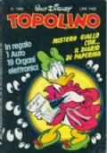 Topolino nr. 1765  24 settembre 1989