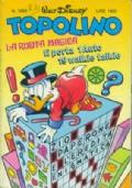 Topolino nr. 1604-  24 agosto  1986