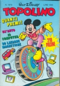 Topolino nr. 1670   29 novembre 1987