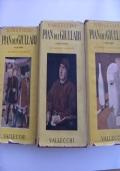 Pian dei Giullari - tre volumi dalle origini alla metà del Novecento