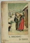 IL BIRICHINO DI PARIGI  D. PILLA Edizione La Sorgente 1953
