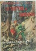 LO SCETTRO DI SANDOKAN v.primo-salgari- 1946 ediz. C.E.M. MILANO